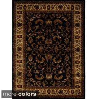 Regal Tabriz Design Traditional Area Rug (5'2 x 7'2)