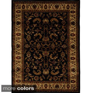 Regal Tabriz Design Traditional Area Rug (5'2 x 7'2)