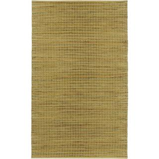 Nature's Elements Earth/Bleached Sand-Multi Rug (6' x 9')