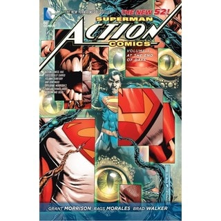 Superman Action Comics 3: At the End of Days (Paperback)