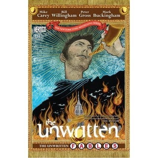 The Unwritten 9: The Unwritten Fables (Paperback)
