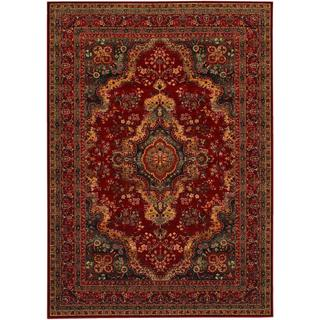 Old World Classics Kerman Medallion Rug (7'10 x 11')