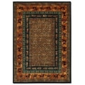Old World Classics Pazyrk Burnished Rust Rug (5'3 x 7'6)