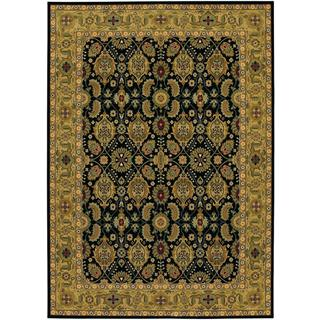 Royal Kashimar All Over Vase Rug (6'6 x 9'10)