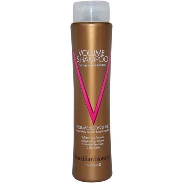 Brazilian Blowout 12-ounce Volume Shampoo