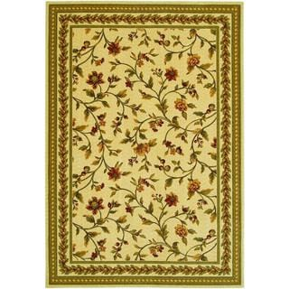Royal Luxury Winslow Linen Beige Wool Rug (6'6 x 9'10)