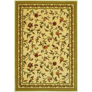 Royal Luxury Winslow Linen Beige Wool Rug (7'10 x 11'1)