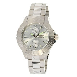 Invicta Men's Pro Diver Multi Function Stainless Steel Watch