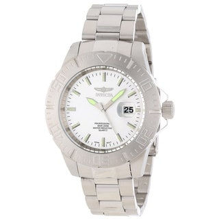 Invicta Men's 14050 Pro Diver Stainless Steel Watch with Date Display