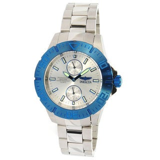 Invicta Men's Pro Diver Multi-Function Stainless Steel Watch