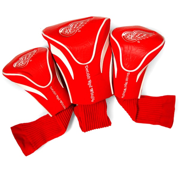 NHL Detroit Red Wings Contour Wood Headcover Set