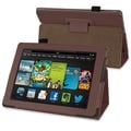 BasAcc Brown Stand Leather Case for Amazon Kindle Fire HD 7-inch