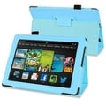 BasAcc Blue Stand Leather Case for Amazon Kindle Fire HD 7-inch