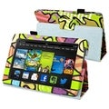 BasAcc Graffiti Stand Leather Case for Amazon Kindle Fire HD 7-inch