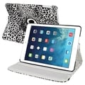 BasAcc 360-degree Swivel Stand Leather Case for Apple iPad Air