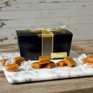 Le'Saric Sicilian Salted Gourmet Caramels (2 pounds)