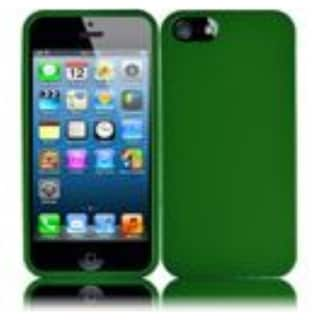 BasAcc Dark Green Case for Apple iPhone 5/ 5S