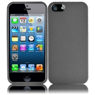 BasAcc Gray Case for Apple iPhone 5/ 5S
