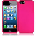 BasAcc Hot Pink Case for Apple iPhone 5/ 5S