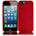 BasAcc Red Case for Apple iPhone 5/ 5S