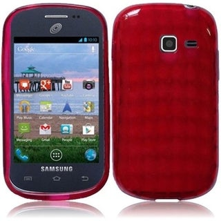 BasAcc Red TPU Case for Samsung Galaxy Centura S738C/ S730G Discover