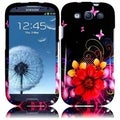 BasAcc Flower Case for Samsung Galaxy S3 i9300/ i747/ L710/ T999