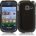 BasAcc Carbon Fiber Case for Samsung Galaxy Centura S738C/ S730G