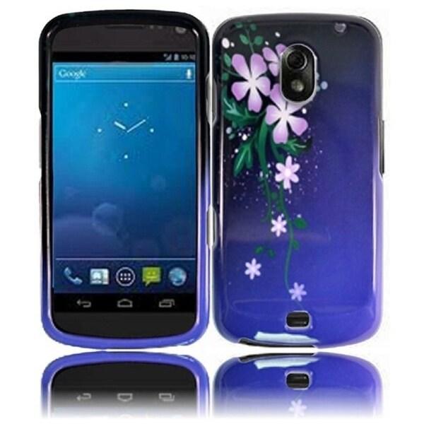 BasAcc Nightly Flower Case for Samsung i515 Galaxy Nexus