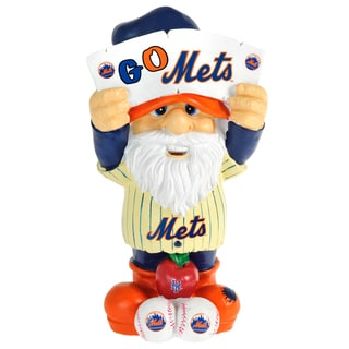 Forever Collectibles MLB New York Mets 11-inch Thematic Gnome