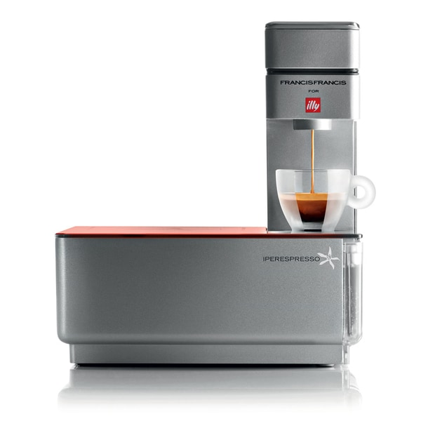 Illy Francis Francis Model Y1.1 Touch iperEspresso Machine