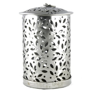 Handcrafted Embossed Metal Lantern (India)