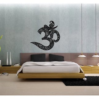 Om Symbol Vinyl Wall Decal