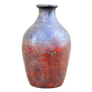 Handcrafted Terracotta Decorative Vase (India)