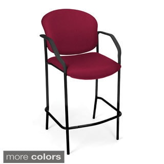 OFM Manor Series Stackable Cafe Chair (Set of 2)