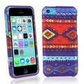 BasAcc Blue Tribal Case for Apple iPhone 5C