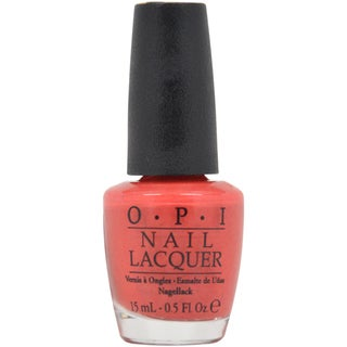 OPI Grand Canyon Sunset Nail Lacquer