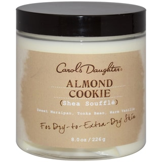 Carol's Daughter Almond Cookie 8-ounce Shea Souffle
