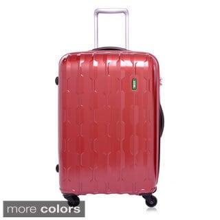 Lojel Arrowhead 30-inch Large Hardside Spinner Upright Suitcase