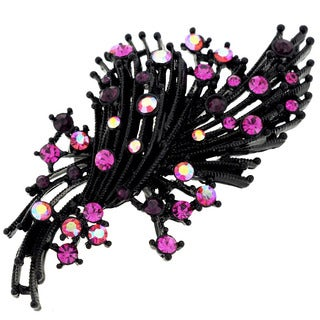 Fuchsia Flower Fashion Pin Brooch