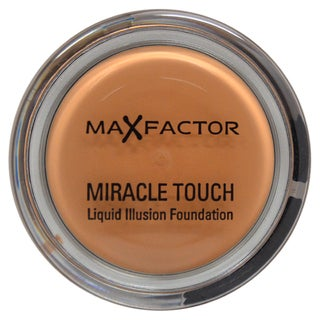 Max Factor Miracle Touch Caramel Liquid Illusion Foundation