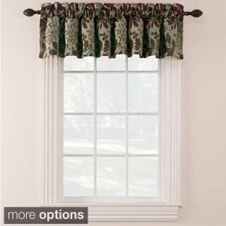 Bristol Chenille Rod Pocket Valance Pair
