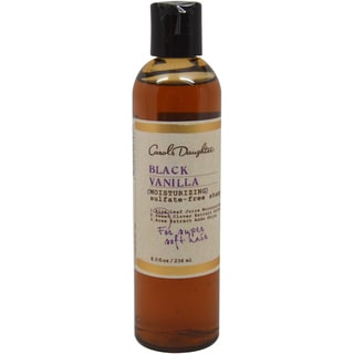 Carol's Daughter Black Vanilla Moisturizing Sulfate 8-ounce Shampoo