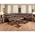 Franklin Hendrix Tobacco Motion 3-piece Sectional