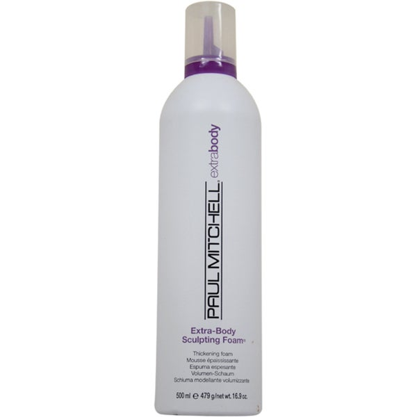 Paul Mitchell Extra Body 16.9-ounce Sculpting Foam