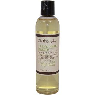 Carol's Daughter Lisa's Hair Elixir 8-ounce Hair and Scalp Oil
