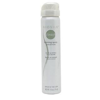 Biosilk Finishing Spray Firm Hold 2.6-ounce Hair Spray