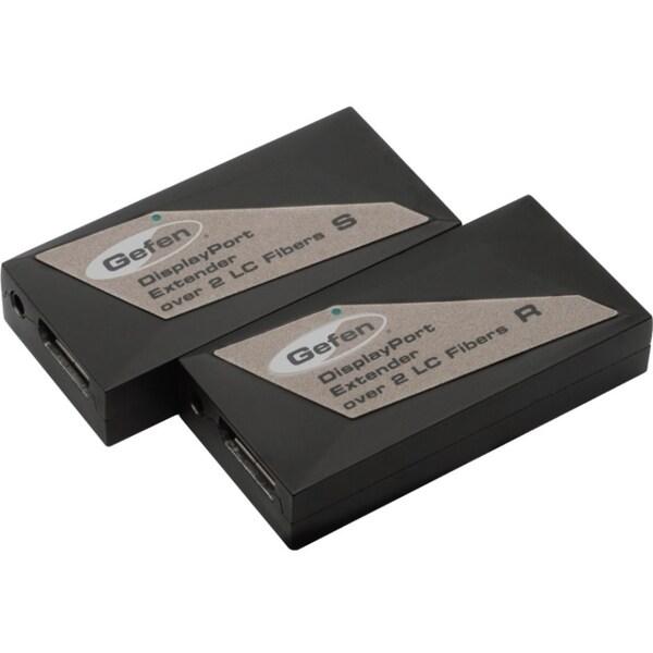 Gefen DisplayPort Extender Over Fiber Optic Cable