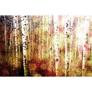 'Aspen' Printed Canvas Art