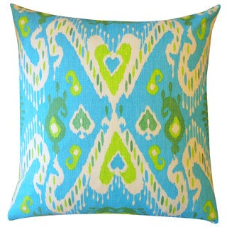 Jiti 24 x 24-inch Coriander Throw Pillow