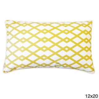 Moderna Throw Pillow